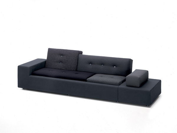 hella jongerius polder sofa vitra. Black Bedroom Furniture Sets. Home Design Ideas
