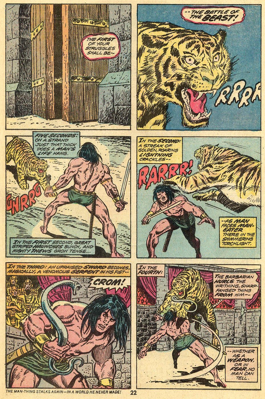 Conan the Barbarian (1970) Issue #33 #45 - English 13