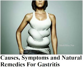 Natural Remedies For Gastritis