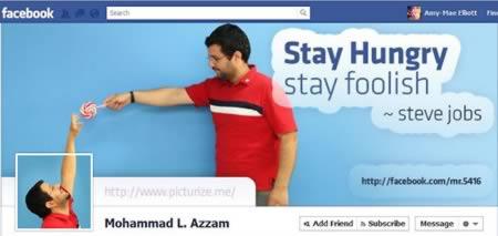 Ideas muy originales para tu perfil de facebook