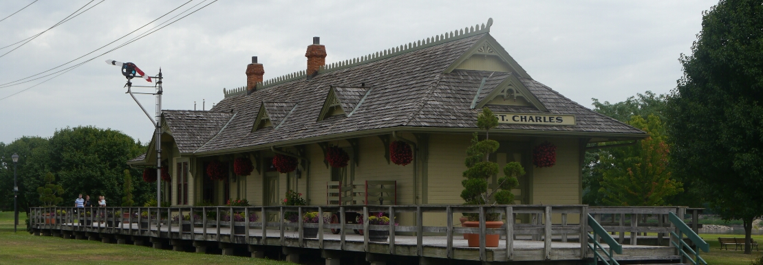 St. Charles depot