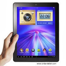 "Onda V972 Quad core 9.7"" IPS III Retina Screen tablet Allwinner A31 2GB RAM 2048x1536 pixel Android"