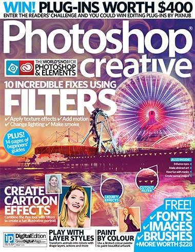 Photoshop Creative Magazine Issue 131 2015