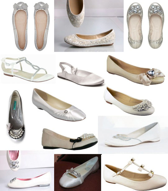 Perfect Flat Wedding Shoes 540 x 616 · 59 kB · jpeg