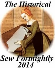 The Historical Sew Fortnightly 2014