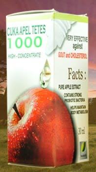 Cuka Apel Premium