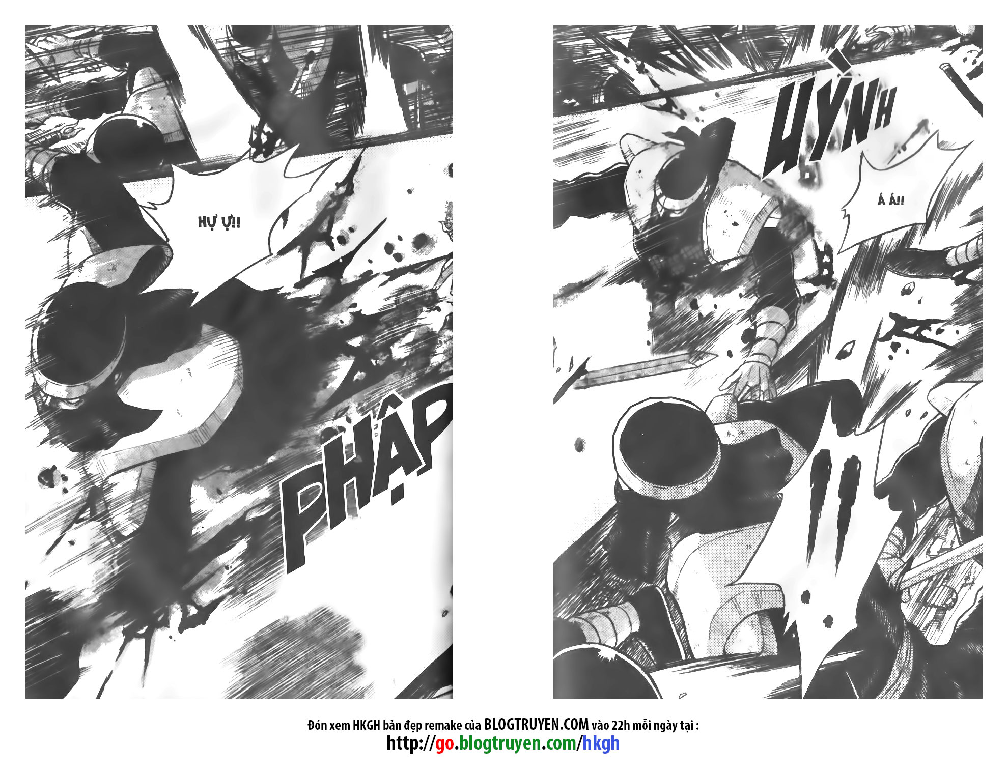 Hiệp Khách Giang Hồ chap 294 Trang 15 - Mangak.info