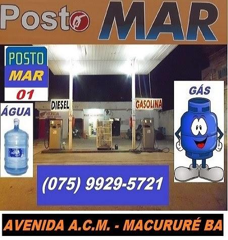 POSTO MAR I - MACURURÉ BA