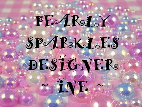 I design for: Pearly Sparkles Challenge
