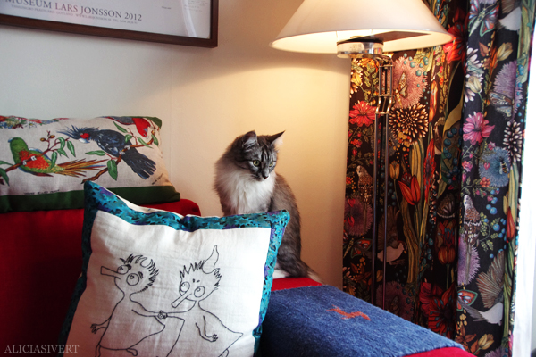 aliciasivert, alicia sivertsson, alicia sivert, cat, katt, katten vifslan, tofslan och vifslan, nadja wedin gardin