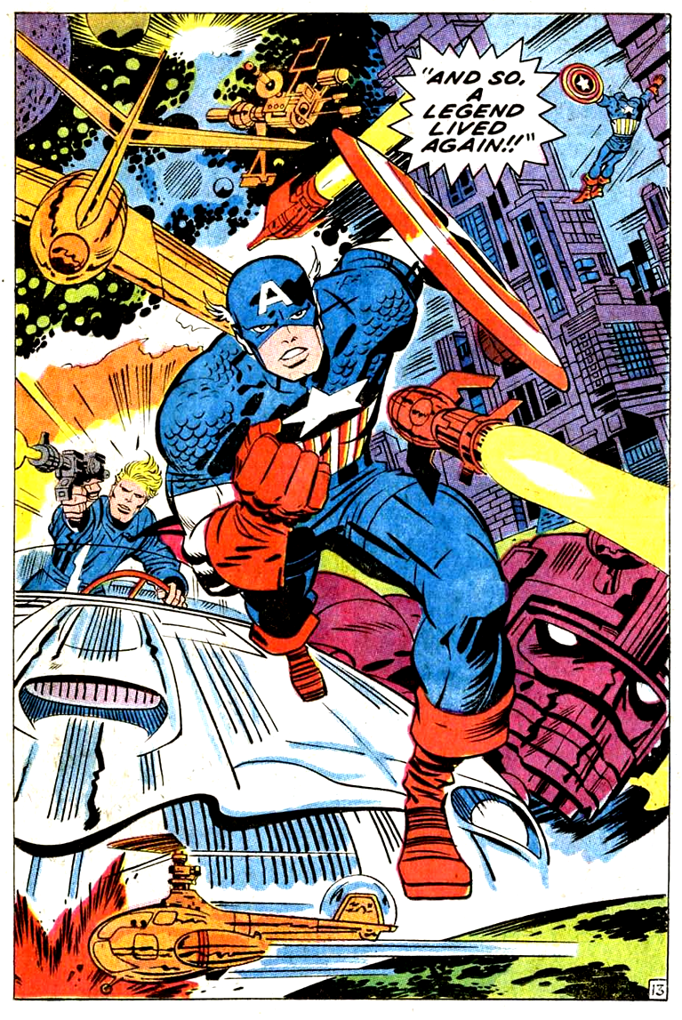 "HAPPY BIRTHDAY To JACK ""KING"" KIRBY!"