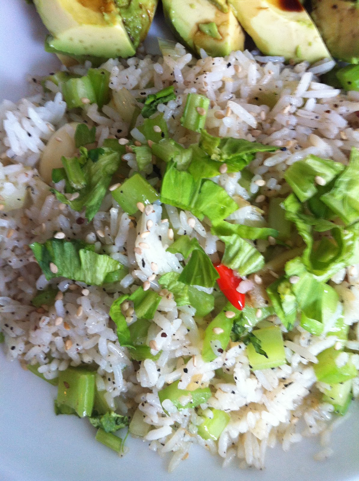 how to cook maki rice