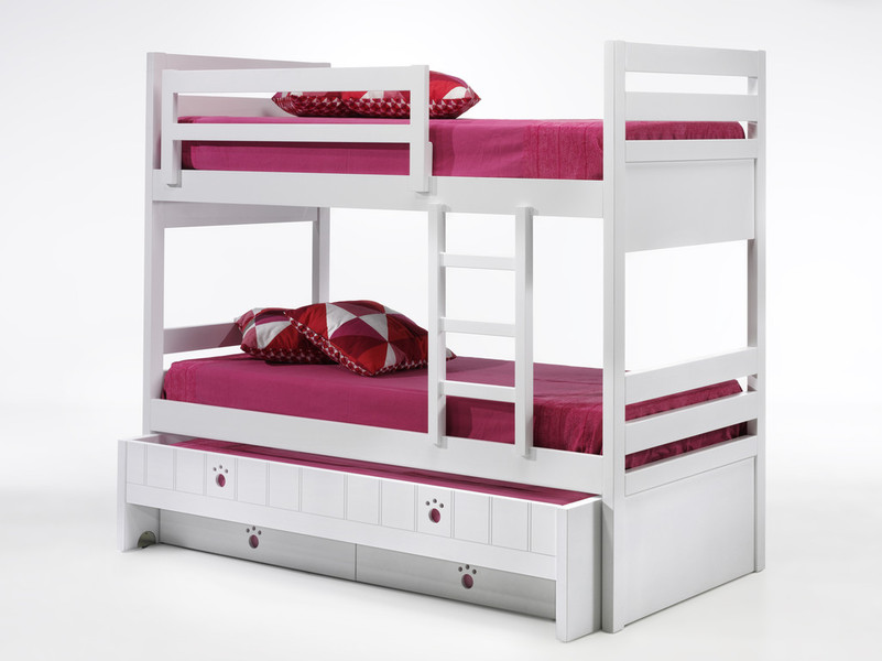 Fotograf as de dormitorios juveniles e infantiles con literas for Dormitorios infantiles literas
