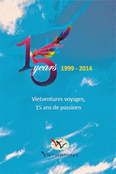 Vietventures Voyages, 15 ans de passion