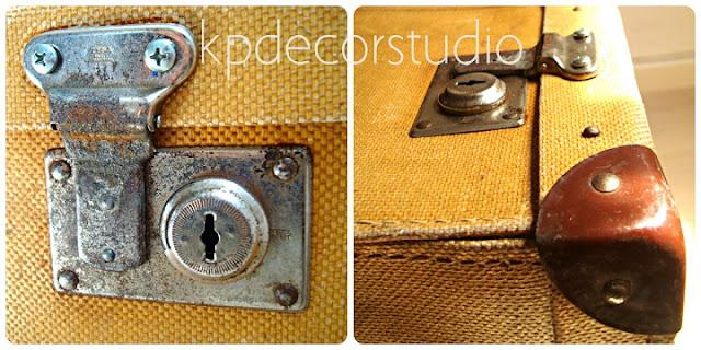 comprar maleta antigua en buen estado en tienda vintage online para regalo de cumpleaños especial