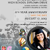 Changing Oasis Inc. Annual High School Diploma Drive