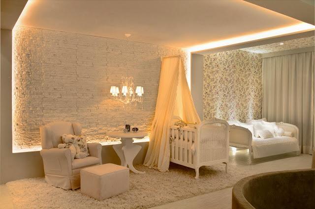 C mo decorar de dormitorios para beb decoraci n del - Iluminacion habitacion bebe ...