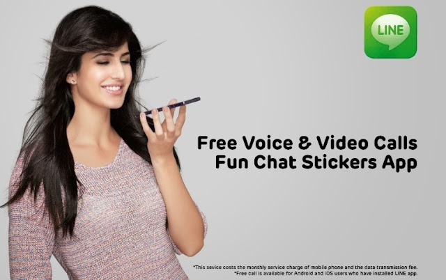 What is Line Messaging App, Common Features, Steps For Installation On Your PC & SmartPhone. Katrina Kaif Goes onLINE, Line Partnered With Sony India.