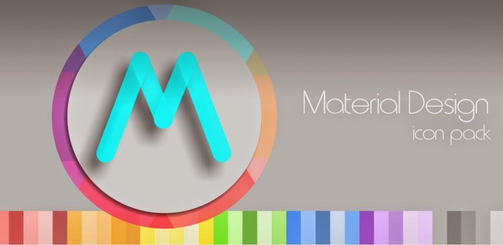Lollipop Material Design Theme v3 APK (Premium Version)