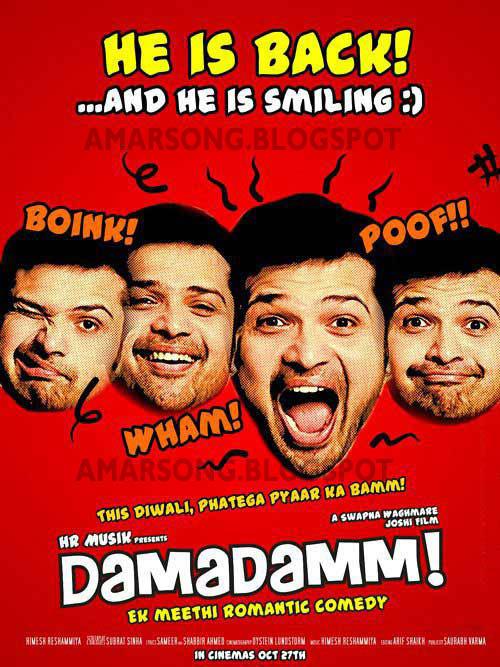 Damadamm (2011) Hindi Mp3 Mobile Ringtone Download