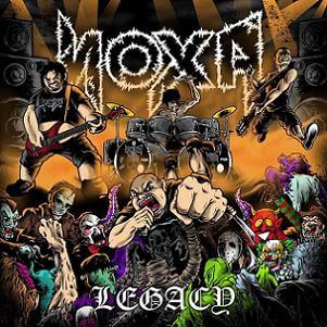 NOXA - Legacy [2011]