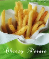 Cheesy Potato   by   Yani @MyResepi.com