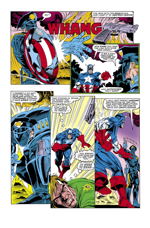 Captain America (1968) Issue #428 #378 - English 17