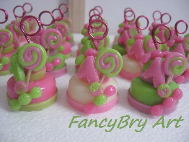 Ben noto FancyBry Art: Bomboniere primo compleanno WK42