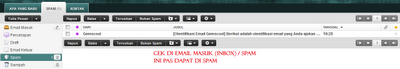 Cara Verifikasi Email Gemscool
