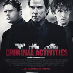 Poster Criminal Activities 2015