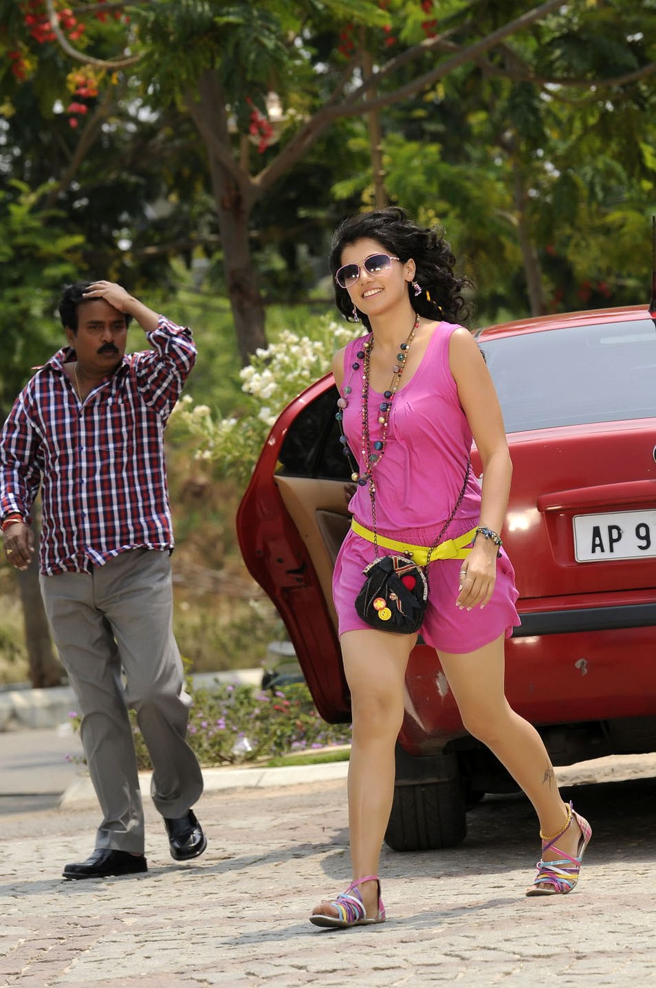 Telugu Songs Veera Movie Stills