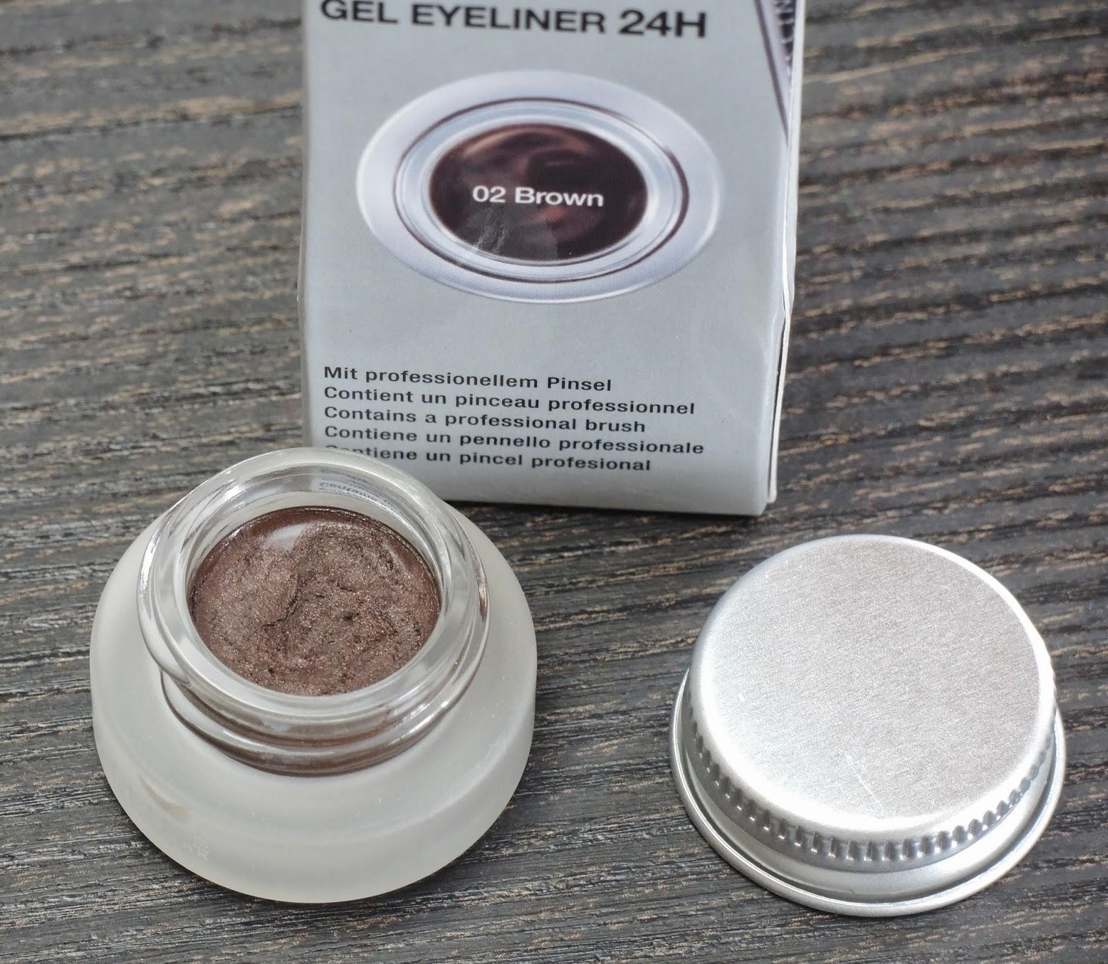 Gel Eyeliner Braun