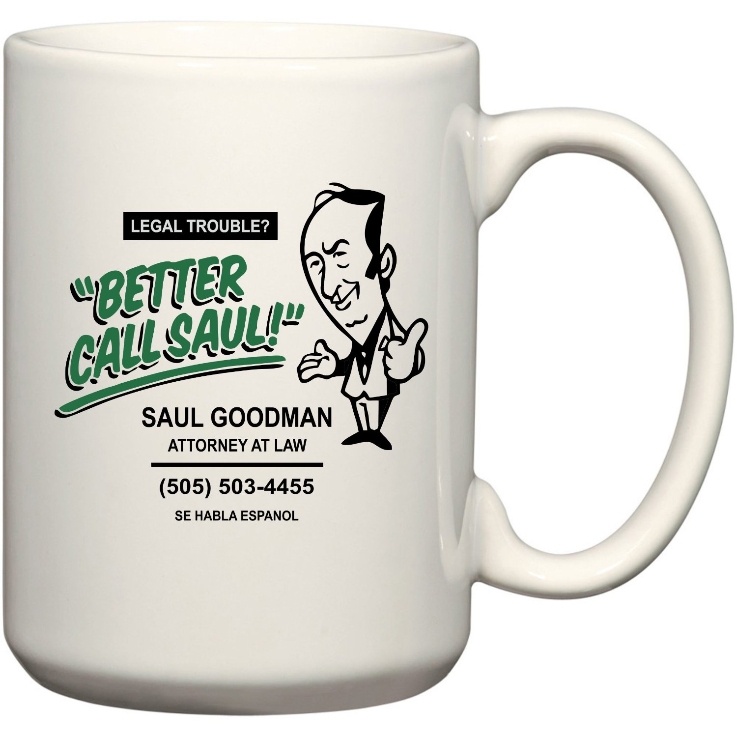 Funny Coffee Mugs And Mugs With Quotes Better Call Saul