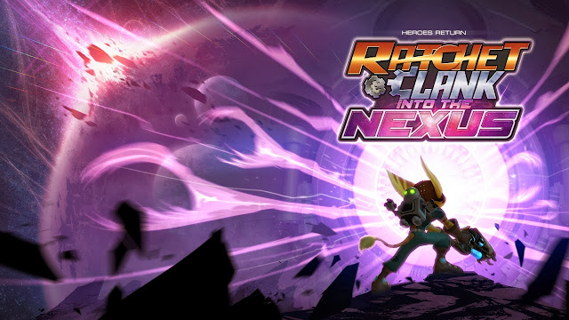 ratchet and clank into the nexus game wallpapers hd