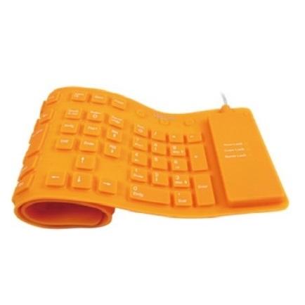 Dragon Foldable Keyboard Wired USB Flexible Keyboard