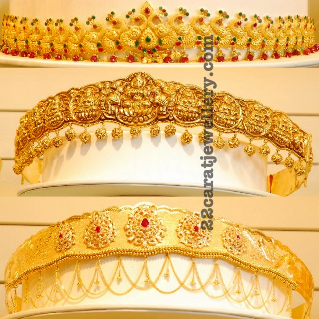 Alukkas Traditional Vaddanam Designs Jewellery Designs
