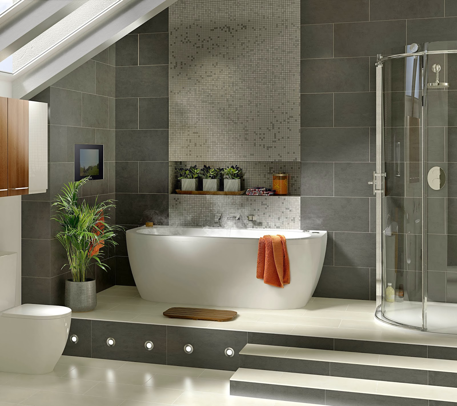 Johnson bathrooms - Johnson Wall Collections