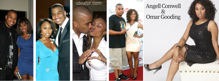 Angell Conwell and Omar Gooding Back Together Again...and ...