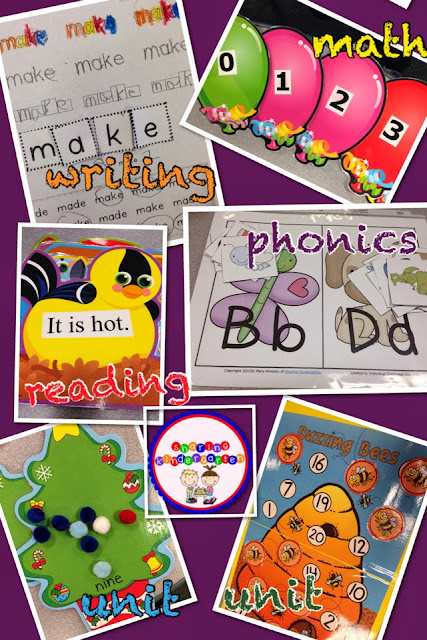 http://www.teacherspayteachers.com/Product/Bb-Activities-454523