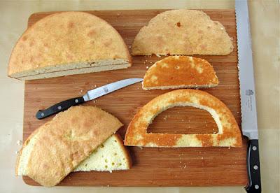 Cake πινιάτα ουράνιο τόξο-tutorial_1