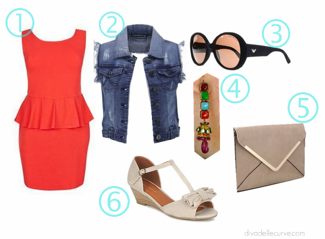 dettagli outfit, new look inspire, spartoo
