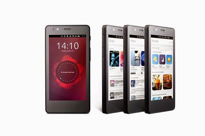 Presentación oficial Aquaris E4.5 Ubuntu Edition, primer movil con ubuntu phone, precio BQ Aquaris E4.5 Ubuntu Edition