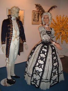 Vestimenta De La Danza  Minu   Montonero  De La   Poca Colonial