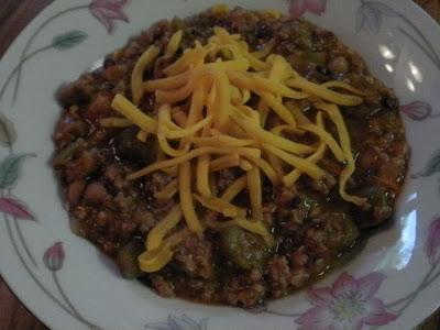 Cajun-Style Chili