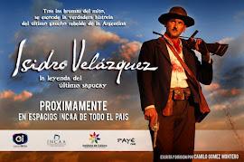 Isidro Velázquez en espacios INCAA