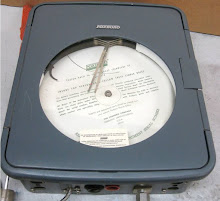 Foxboro Recorder Presss  0~150~2000 ~ 6000 psi Temp 0~100 deg C For Hydrostatic press Pipeline test