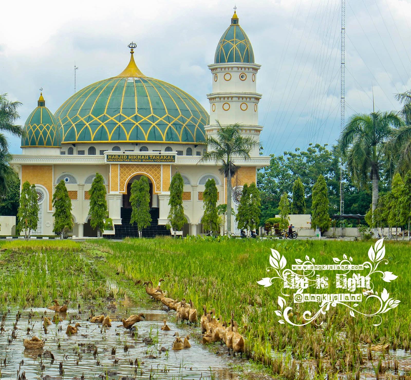 Masjid Hikmah Tawakal Sedayu