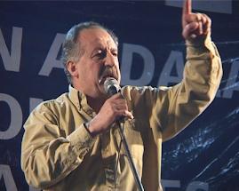 """Palabras del compañero Hugo Yasky, Secretario General de CTA Nacional: """"La lucha es hoy y siempre"""""""