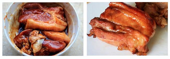 Cách làm thịt heo hướng kiểu BBQ cực ngon 1