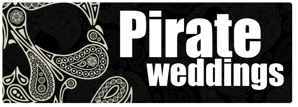 Pirate Weddings
